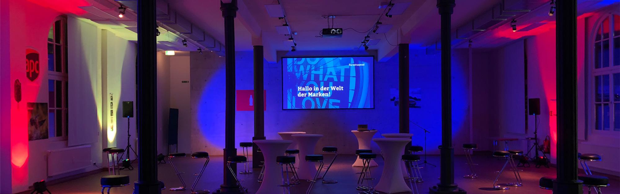 Workshop im Kulturbahnhof Kassel