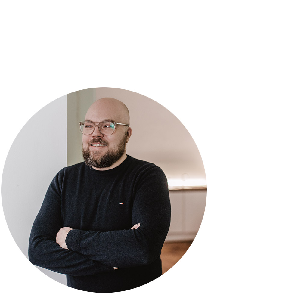Markus Primke Geschäftsführung, Beratung und Art Direction